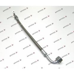 Трубка змазування турбокомпресора 5088,МХ335,STX,T80,T90 (385 мм)