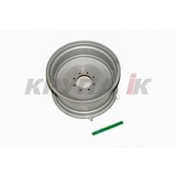 Диск колеса сталевий задній (12x24// 14,9Lx24)