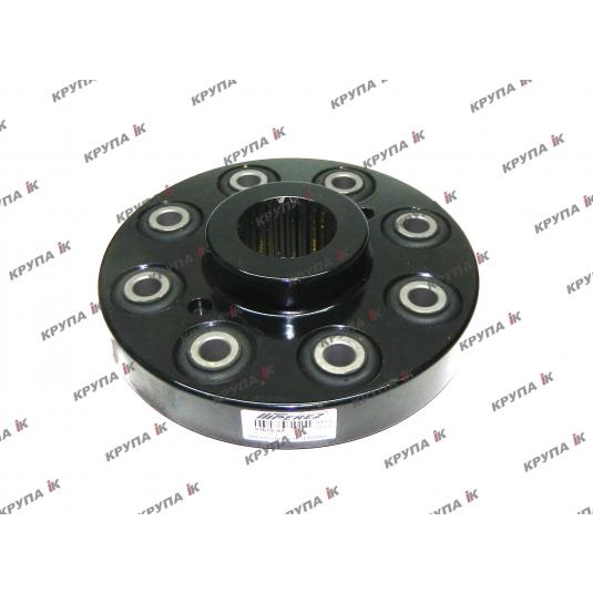 Муфта приводу ротора 5088, 8010, 23Т (8 bolt) прямозуб 3-х скор редуктор 23T