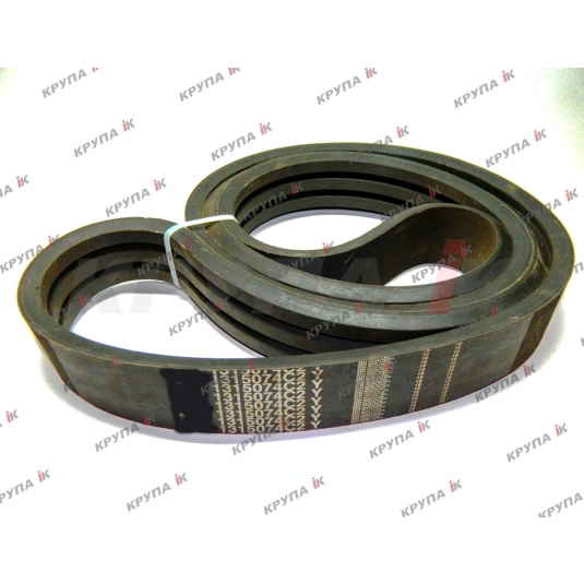 Ремінь (2388 з камнеулов.) 158-5/8in. приводу фідера   (4030 мм.)