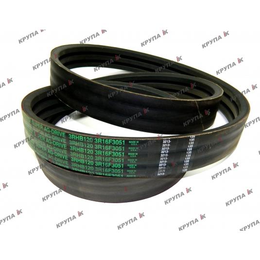 Ремінь 8010, 9240 привода подрібнювача (3RHB-3048 мм.) 48114650