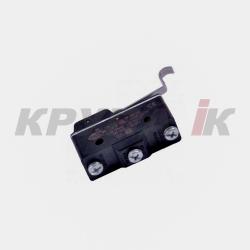 Концевик шнека вигрузки, варіатору ротора