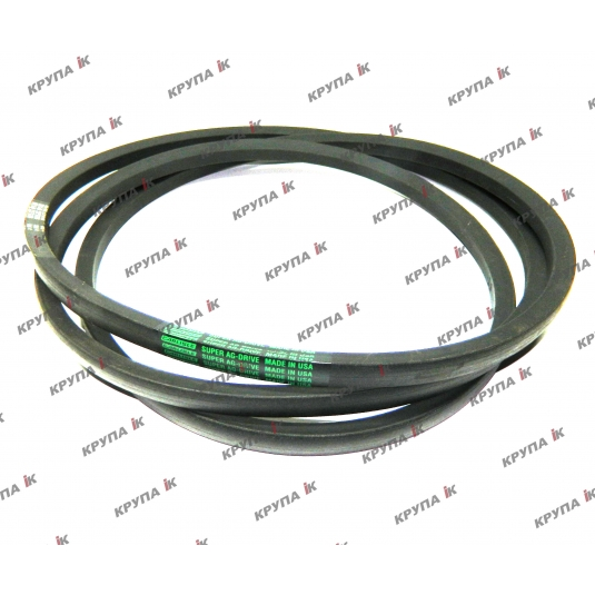 Ремень 2388 привода выгрузки бункера (3708 мм.) МКШ 1020, 197414C2