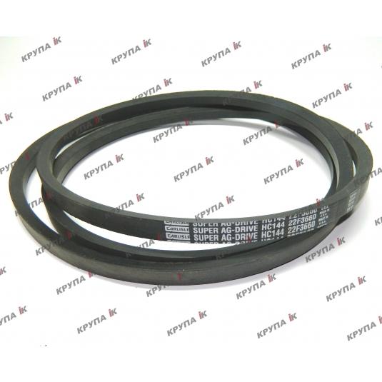 Ремінь 8010-9240 приводу решетного стана (3651 мм.)