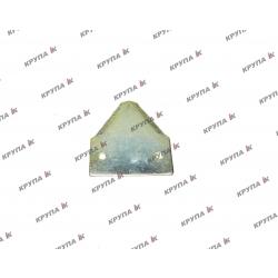 Сегмент ножа жатки 2030 (для зелени и рапса) (Extra, High) 84435879, 84429103
