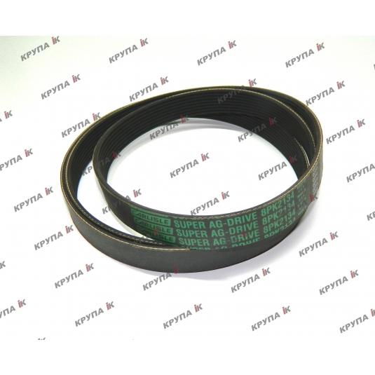 Ремінь привода генератора на тр-р MХ-310 ( 2140мм.) до Z6RZ01972;